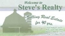 Steve's Realty